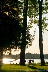 Sunset Landscape, Petrie Island, Ottawa, Ontario, Canada (Classicpixel (Eric Galton) Photography Portfolio) Tags: sunset coucherdesoleil crépuscule dusk river rivière water eau lake lac reflexion mirror clouds nuages seascape paysagemarin nikon d800e ericgalton classicpixel sun soleil beach plage sand sable swim nage natation swimming