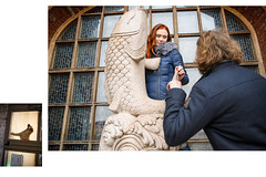 Bogdan + Alina (Евгений Романенко) Tags: amber museum fish russia kaliningrad königsberg couple lovestory engagement sony a7r 28mm f20 f2 zuiko
