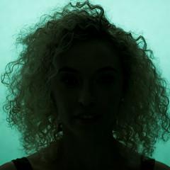 Nicole, actress, unlit (StephanPhoto) Tags: accidentalart actress beauty blacktop blondehair fail female fineart flash girl greenbackdrop greeneyes headshot lighting people portrait studio woman