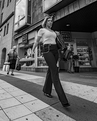 Suspicious...    Stockholm / Sweden (mikeback-streetphotography) Tags: blackandwhitephotography blackandwhite black bnw blackwhite beautiful bw urbanwalls urban urbanart gatufotografi girl gamlastan photography photographer streetphotographers streetphotography girls people photo photooftheday streetphoto stockholm sweden street streetart streetarteverywhere streetartistry streetlife streetstyle mikebackstreetphotography mike back