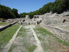 0014 Shrine of Asclepius, Butrint (10) (tobeytravels) Tags: albania butrint buthrotum illyrian shrine asclepius temple