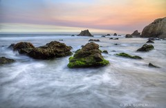 Malibu (Iga Supernak) Tags: hiking landscape photo igasupernakphotography california zen happiness water rocks beach ocean beautyofnature beauty nature outdoors seascape softness quality canon photography igasupernak southerncalifornia malibu