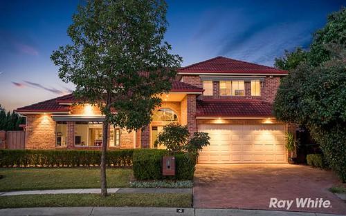 4 Rialto Pl, Kellyville NSW 2155
