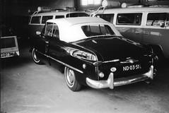 ND-03-51 Ford V8 Custom Convertible 1949 Enschede ~1977 reed destijds plots rond (en woonde) in Hengelo (willemalink) Tags: nd0351 ford v8 custom convertible 1949 enschede ~1977