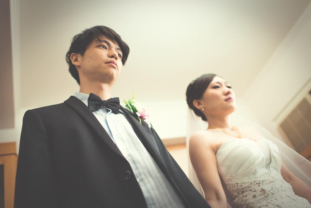 任廷&姿妤、婚禮0162