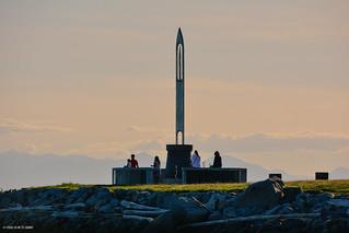 Steveston Fishermen's Memorial - Garry Point Park