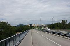 Bridge @ Fier @ Hike to Montagne de la Mandallaz @ Annecy (*_*) Tags: annecy france europe hautesavoie savoie 74 july 2017 summer hike hiking cloudy metztessy mountain montagne mandallaz montagnedelamandallaz fier river bridge