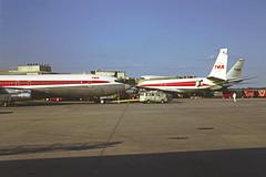 al852crs (George Hamlin) Tags: new york city jamaica queens kennedy intrnational airport john f trans world airlines twa boeing 707 747 tamp terminal servicing photo decor george hamlin photography