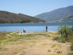 23 (T Tip) Tags: scenicphotos colorado breckenridgecolorado america mountains water lake fishing floral landscape