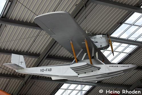 Dornier Do A Libelle II VQ-FAB