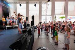 Schaan FL1 Life Festival Tischbombe