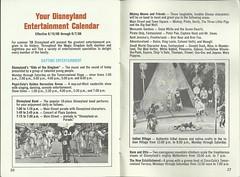 1968 Disneyland Guide Book (Stabbur's Master) Tags: 1968disneylandguidebook 1960sdisneyland 1960s 1960sdisneylandguidebook california losangeles disneyland hansandotto newestablishment disneylandmusicalgroups 1960sdisneylandmusicalgroups pepsigoldenhorseshoerevue kidsofthekingdom