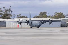 Royal Australian Air Force (A97-440) Lockheed Martin C-130J Hercules taxiing at Wagga Wagga Airport (Bidgee) Tags: raaf royalaustralianairforce lockheedmartinc130jhercules c130h a97440 yswg waggawaggaairport