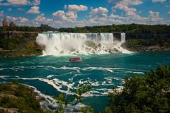Niagara Falls (A Great Capture) Tags: falls niagarafalls niagara river hornblower gorge boat waterfall americanfalls agreatcapture agc wwwagreatcapturecom adjm ash2276 ashleylduffus ald mobilejay jamesmitchell toronto on ontario canada canadian photographer northamerica torontoexplore summer summertime été