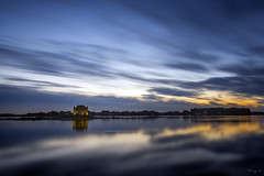 Saint-Cado, Blue hour (Tony N.) Tags: france bretagne morbihan saintcado nichtarguer bluehour heurebleue reflets reflections poselongue longexposure d810 vanguard tonyn tonynunkovics