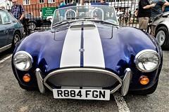 AC Cobra-2 (John Tif) Tags: accobra brooklands supercar car