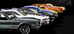 Mustang power (Matt Aresti) Tags: mustang hot wheels 50 years años coleccion colection object objeto auto miniatura car ford lightbox