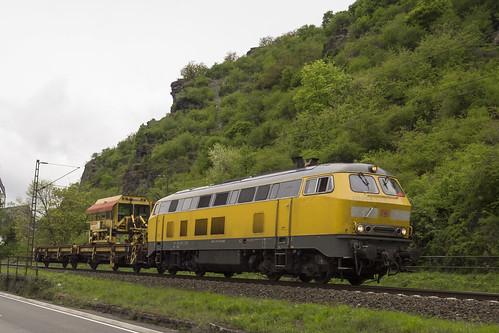 D DB 225 010-8 Kamp Bornhofen 22-04-2017