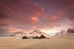 January_ (Anais Iranzo) Tags: winter seascape lofoten islands norwy sky outdoors canon anais iranzo