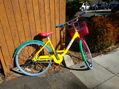 July 16: Google Bike in Public