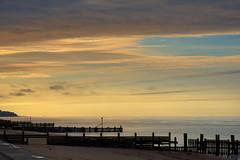 Evening comes (Colin-47) Tags: lumixgvario1260f3556 sunset evening m43 microfourthirds panasonicdmcg80 july 2017 colin47 norfolk northnorfolk walcott explore