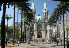 Sao Paulo Cathedral (dainty_diana) Tags: tourism tourist touristplacesinbrazil cathedral travel attractions