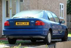 M119 LVR (Nivek.Old.Gold) Tags: 1994 ford mondeo 18 16v lx 5door quicks oldtrafford