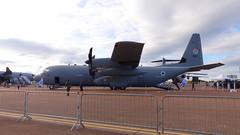 667 Israel C-130J-30 RIAT (ZD703) Tags: 667 lockheed lockheedhercules israeliairforce fairford riat c130j30 c130