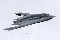USAF B-2 Spirit 93-1087 (Perfect Moment Images) Tags: flypast bomber stealth 931087 riat 2017 17 fairford ffd egva raf airport airbase ab usaf 70th anniversary