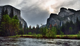 Taking in Yosemite National Park for One Last Time