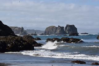 Southern Oregon Coast trip