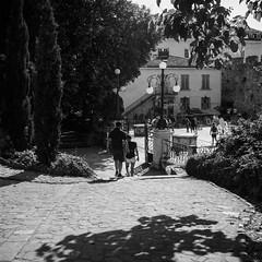 Zadar Perspectives (Koprek) Tags: yashicamat124g fomapan 200 zadar croatia adriatic june 2017 film streetphotography