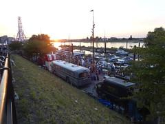 SCANIA-VABIS BF 76-59-14  BE-60-90 1966 / 2007 4daagsefeest de Kaaij Waalbrug Nijmegen (willemalink) Tags: scaniavabis bf 765914 be6090 1966 2007 4daagsefeest de kaaij waalbrug nijmegen