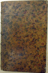 Mariana-Mottled calf binding-1625 (melindahayes) Tags: 1625 bx3705a2m31625 discours octavoformat marianajuande