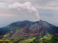 Turrialba volcano (Bernal Saborio G. (berkuspic)) Tags: volcano eruption geological ash acidrain costarica