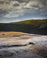 Bean Hollow Beach (CDay DaytimeStudios w/1,000,000 views) Tags: beach beanhollowstatebeach clouds highway1 landscape ocean pacificcoast pacificcoasthighway pch sky water