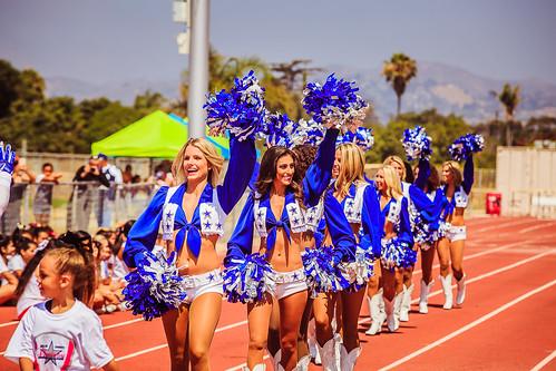 2017 Dallas Cowboys Cheerleaders Camp e078ba9c6