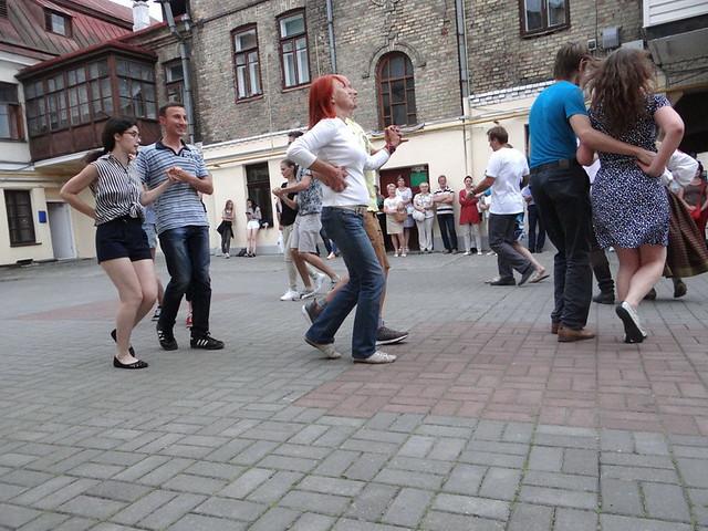 """Фота з суполкі """"Танцы Гарадзенскіх Дворыкаў"""""""