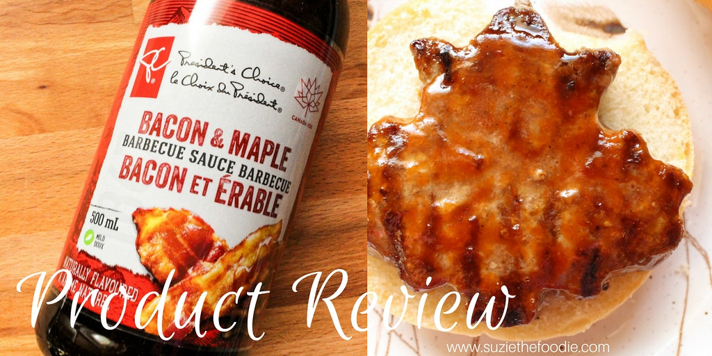 3c6b3b3c3cd PC Bacon  amp  Maple Barbecue Sauce Product Review (Suzie the Foodie  www.suziethefoodie