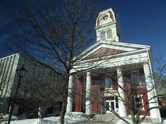 Montpelier, Vermont - such a small state capital. (clarebear483) Tags: montpelier vermont newengland snow
