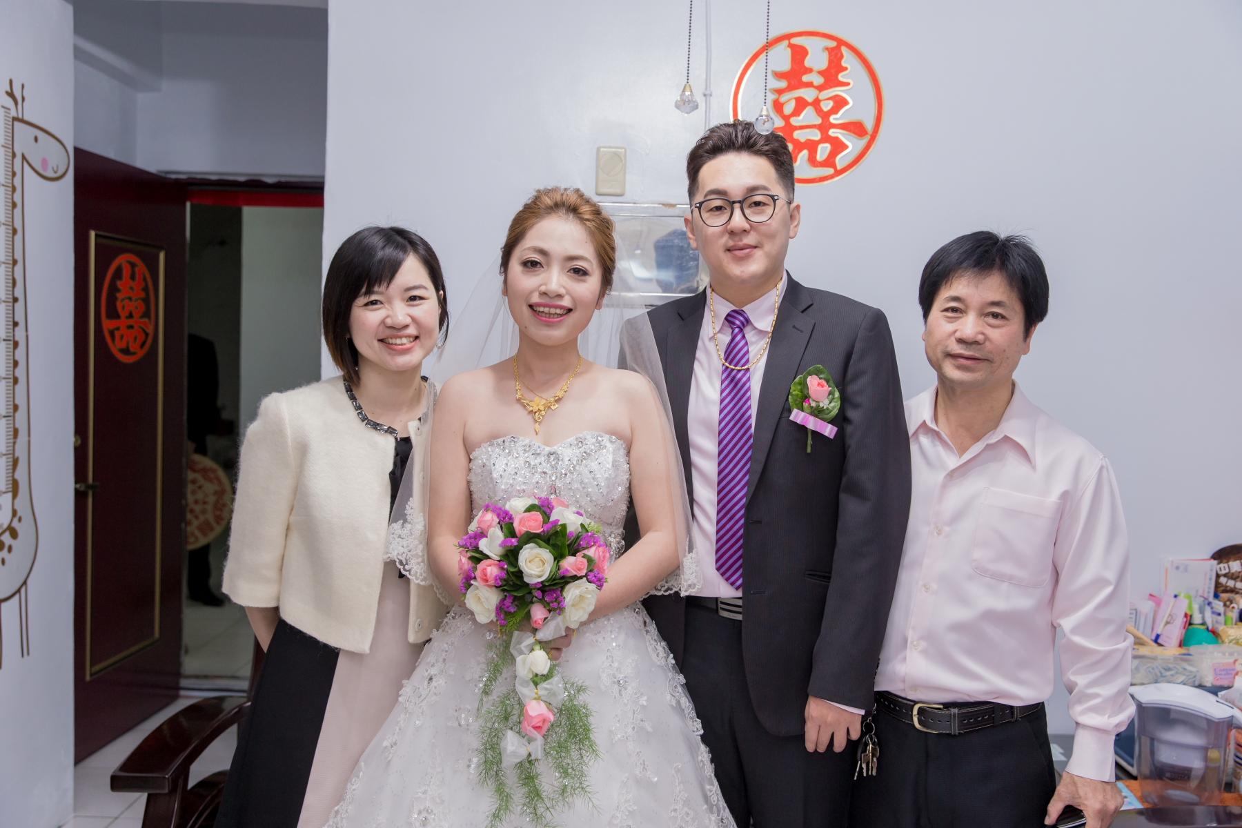 峻誌毓潔婚禮180