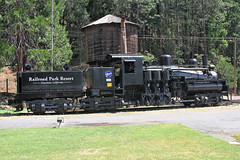 Willamette loging engine Dunsmuir railroad park 26-05-17 (cvtperson) Tags: williamette logging engine dunsmuir railroad park