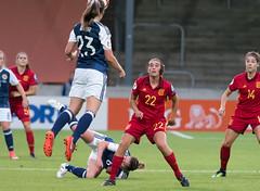 47270945 (roel.ubels) Tags: voetbal vrouwenvoetbal soccer deventer sport topsport 2017 spanje spain espagne schotland scotland ek europese kampioenschappen european worldchampionships