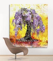 "carlos-kubo-bonsai-paintings (CARLOS KUBO Paintings) Tags: kubo studio projects ""bonsai"" painting by carlos wwwcarloskubocombr"