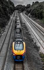 222007 Glendon Junction (jbg06003) Tags: class222 meridian eastmidlands dmu lmr