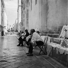 The Streets of Zadar (Koprek) Tags: yashicamat124g fomapan 200 streetphotography zadar croatia june 2017