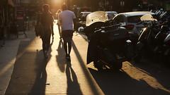 Gare du Nord (philch6) Tags: paris france sunset summer été soleil couchant lumière light philch6 philippe charles ricoh pentax k3 パリ フランス 日没 光 gare du nord contrejour 逆光