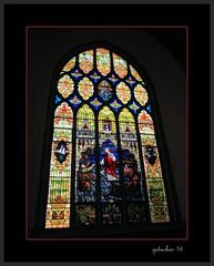 Holy Cross Church (the Gallopping Geezer '5.0' million + views....) Tags: church worship faith religion religious interior decor ornate building structure holycrosschurch holycross marinecity mi michigan canon 5d3 geezer 2016