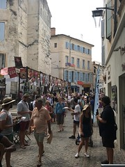 . Avignon is also famous for its Festival The Festival... (Total TaiTai) Tags: cjfrance2017 celineinprovence2017 provence avignon