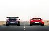 Ready, Set, Go... (Alex Penfold) Tags: purple gt3rs gt3 rs red supercars carrera gt porsche super car cars autos alex penfold 2017 uae dubai